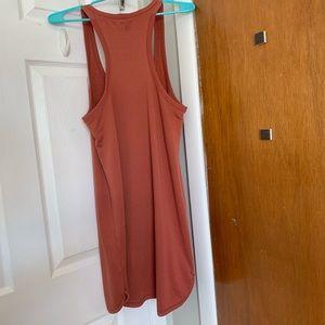 aerie Dresses - Aerie Maroon Lagoon Fleece dress